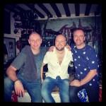 Steve, Greg and John